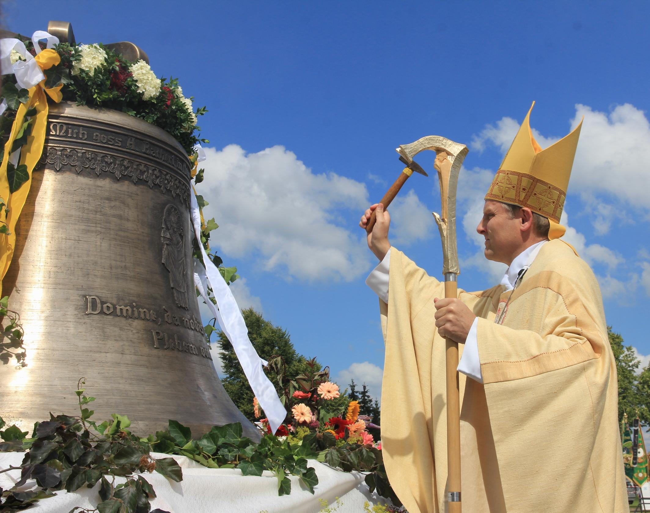 Glockenweihe Lengenwang