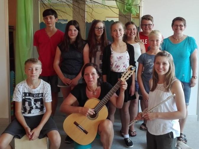 Jugendchor Rückholz
